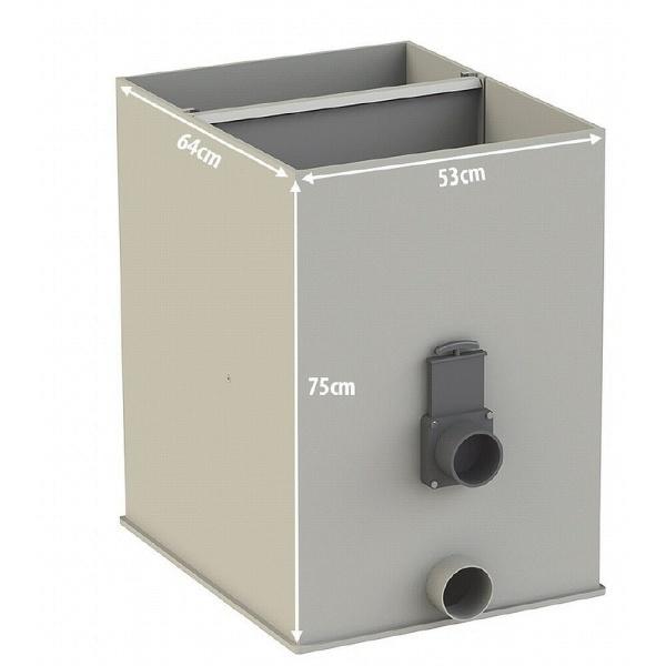 Ultra Sieve Low-L Siebbogenfilter Schwerkraft Vorfilter