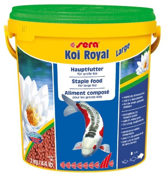 Sera Koi Royal Koifutter