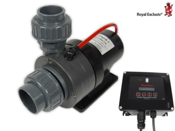 Royal Exclusiv Red Dragon 3 Teichpumpe