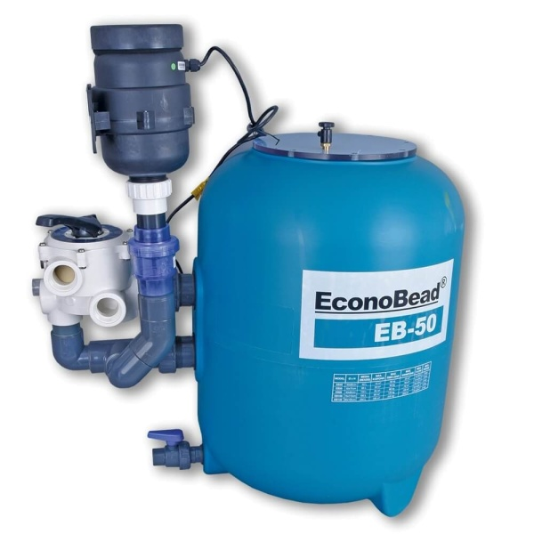 Aquaforte EconoBead Filter EB-60 Beadfilter