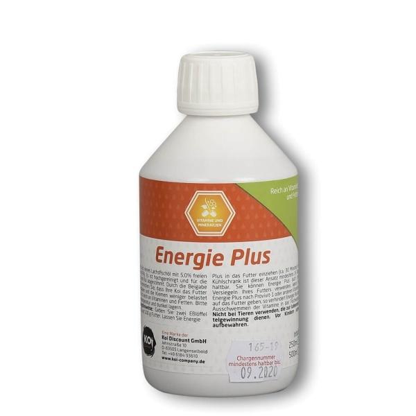 EnergiePlus Koifutter Zusatz