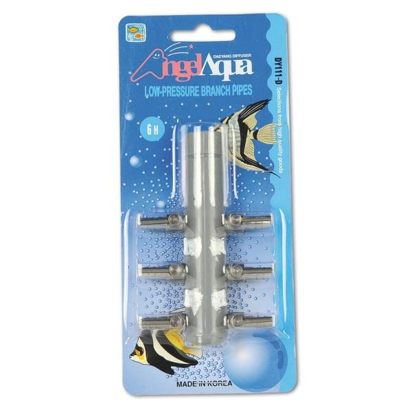 Angel Aqua Luftverteiler zur Teichbelüftung 4 mm
