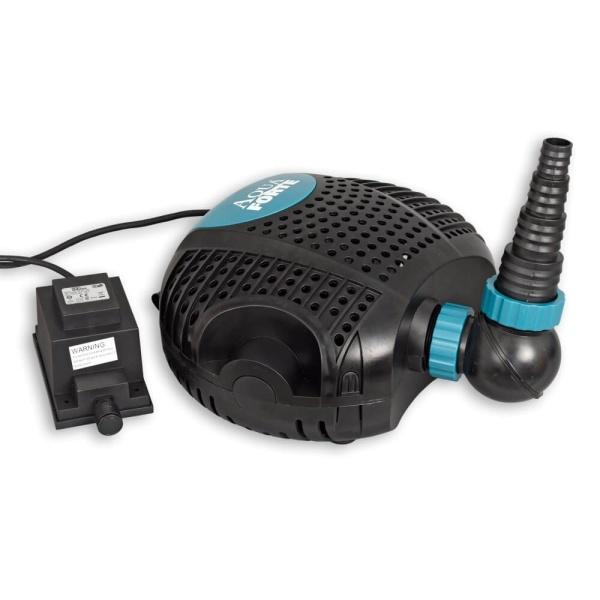 AquaForte O-Plus 12 Volt Niedrigspannung Teichpumpe