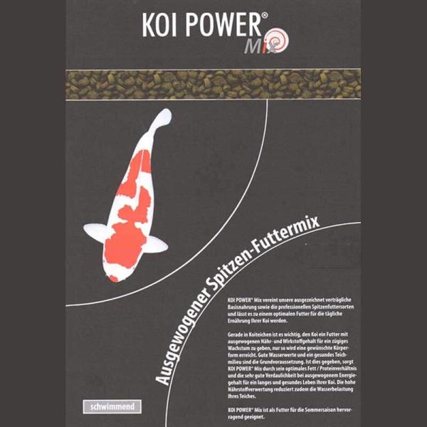 Koi Power Mix Koifutter