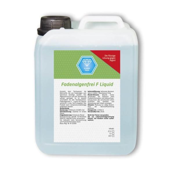 Pond Police Fadenalgenfrei F Liquid Teichwasserpflege