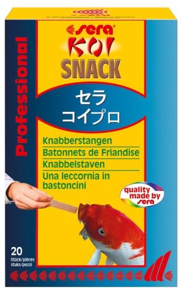 Koi Snack