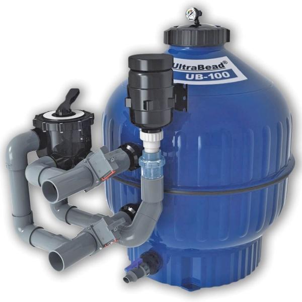AquaForte UltraBead Filter UB-100 Beadfilter