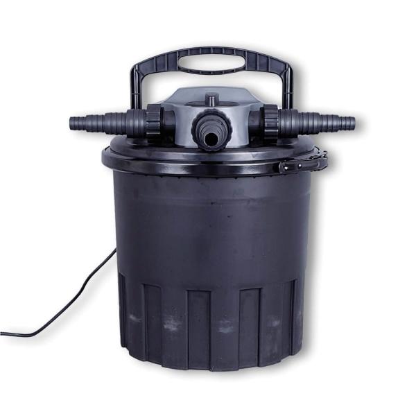 AquaForte CBF Druckfilter Teichfilter mit UV-Lampe