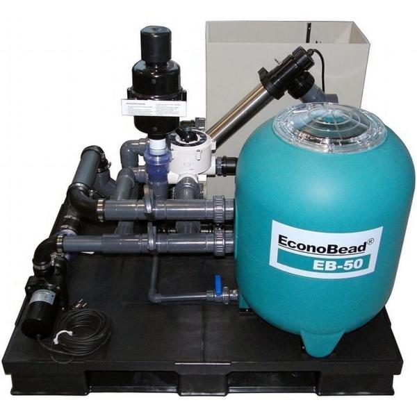 Aquaforte EconoBead EB-50 komplett Beadfiltersystem