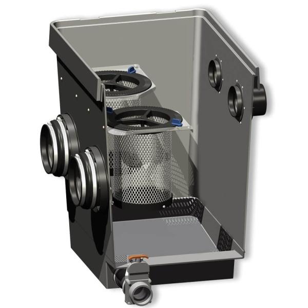 Oase Trommelfilter ProfiClear Premium TF-L Schwerkraft EGC