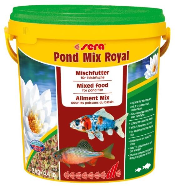 Sera Teich Mix Royal Fischfutter