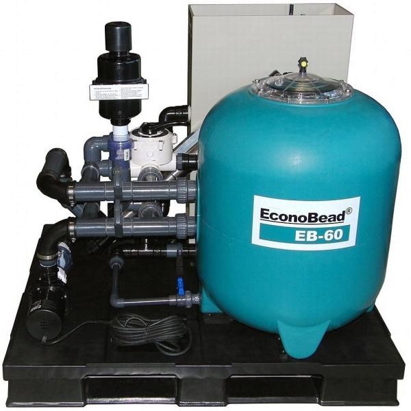 Aquaforte EconoBead EB-60 komplett Beadfiltersystem