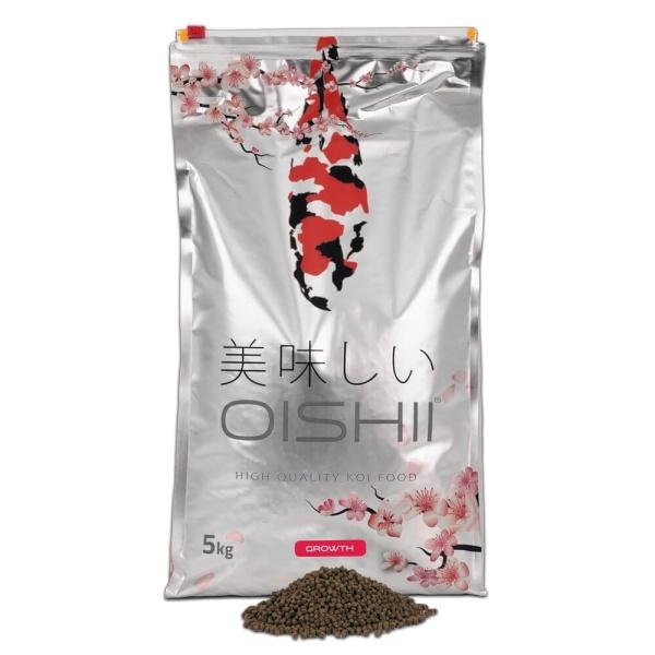 Oishii Koifutter Growth schwimmend