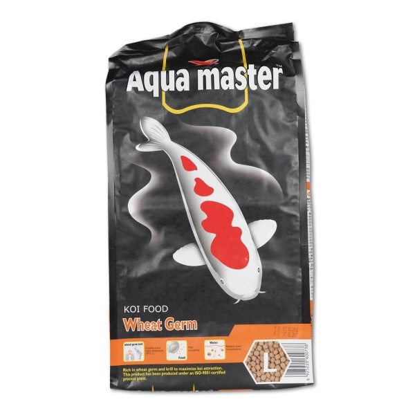 AquaMaster Wheat Germ Koifutter schwimmend