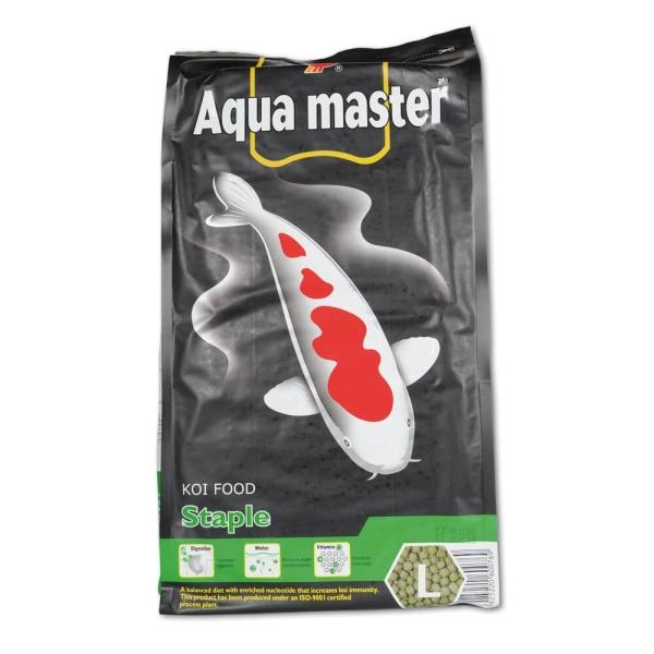 AquaMaster Staple Koifutter schwimmend